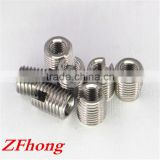 stainless steel 302 type slotted self tapping thread insert m2 m2.5 m3 m4 m5 m6 m8 m10