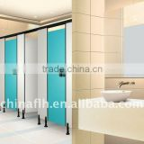Waterproof Hpl Door Material Compact Laminate Toilet Door