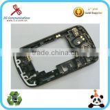 plastic cover for Blackberry Curve 8520 middle cover for blackberry BB 8520 middle frame