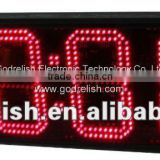 digital clock for car