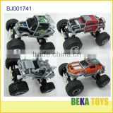 Hot sale remote control toy car cool radio control big wheel cover jeep and truck
