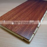 wood flooring(engineered hardwood doussie three-layer wooden )