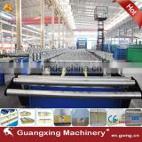 For Russian market Mineral wool sandwich panel line