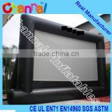 China Fatory Inflatable Film Movie Screen for Advertisement                                                                         Quality Choice