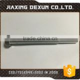 high quality bolts, carriage bolts, bolts with special neck bolts