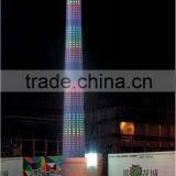Tower-type high brightness low glare SB1180x colorful LED landscape lamp with wholesale price