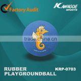 Custom High quality Soft Rubber Kickball