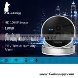 New product!! Camnoopy 1080p mini cube smart home indoor wireless p2p spy ip camera 128GB TFcard