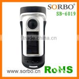 Solar Outdoor LED Spot Light Waterproof LED Lighting Charged with Solar Panel, Dynamo Generator