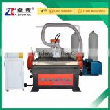 China Brilliant CNC Engraver Engraving Machine For Wood Aluminum ZKM-1325 1300*2500MM With Stepper Motor 5.5KW Big Power Spindle