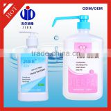 2016 Brand antibacterial chemical formula of hand wash liquid soap / hand sanitizers for hospital