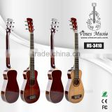 China Manufacturer the mini acoustic gutiar HS-3410