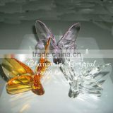 Beautiful Crystal Butterfly Figurine For Gifts & Home Decoration AP-029