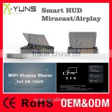 <X-YUNS>H1 Latest hot sale in South America the Car PC Head up display