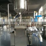 Vertical blender mixing with heating system cream/thick paste high accuracy filler/filling machine