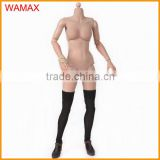 12 inches plastic female action figure models