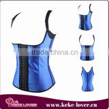 New fashion three colors waist training corsets for women underbust sexy corsets practical corsets bustiers wholesale