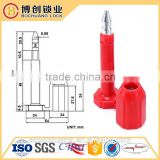 Anti Tamper Evident Stainless Steel Bolt Seal,Custom Truck High Security Container Bolt Seal