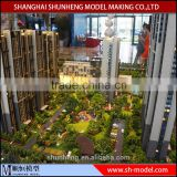 house scale model making beautiful 3D building model making/architectural model making service