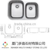 stainless steel sink inserts Double Bowl Kitchen Sink TD-02