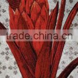 JH ice jade glass mosaic hand cut art glass mosaic wall mosaic mural made in china factory