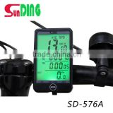 30 function Sunding bicycle computer touch screen bike speedometer light control cycle computer
