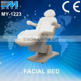 MY-1223 BEST! Electrical Facial Bed Massage Bed Spa Equipment/convertable leather chair