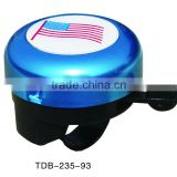TianDe i love my bike bicycle bell