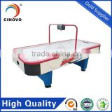 High Quality Classic Sport Superior Indoor Fold Up Cheap Electric Folding 4 Person Air Hockey Table
