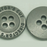 Metal 4 Hole Buttons