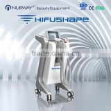 High Frequency Acne Machine Hot Sale Focus Ultrasound Slimming Hifushape Vacuum Fat High Frequency Machine For Acne Burning Hifu Slimming Machine Hi Frequency Facial Machine