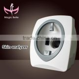Non invasive visia skin analysis machine 3d UV Magic Mirror skin analysis in alibaba