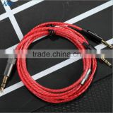 DIY Replacement Audio Cable Cord For Sol Republic Master Tracks HD V8 V10 V12 X3 series headphones