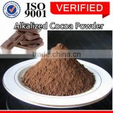 We are the largest supplier high quality alkalized cocoa powder food additive price in mainland China