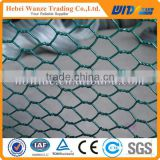 High quality PVC coated hexagonal wire Mesh / Hexagonal wire netting for factory