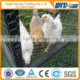 PVC coated hexagonal wire mesh chicken coope hexagonal wire mesh hexagonal wire mesh machine
