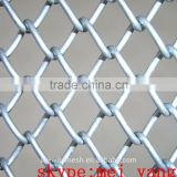 9 gauge stainless steel temporary chain link fence/stainless steel chain link fence for animal fence
