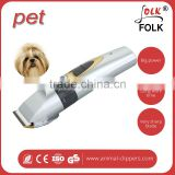 Detachable blade hair clipper grooming haircut machine for pet dogs