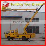 14M Telescopic Aerial Work Platform 0086 371 65866393
