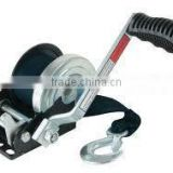 galvanised hand boat trailer winch