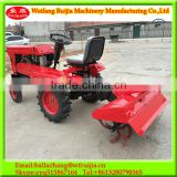 ShanDong China water cooled / radiator cooled diesel engine four wheel mini tractor,low price cultivator for sale