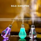 Mini Colorful Changing USB Multifunction Night Light Air Humidifier Desktop 400ML Aromatherapy Air Purifier For Office Home