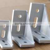 china alibaba supplier ! right-angle aluminum profile bracket with high quality from factory manufacturer