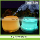 Any Color Changing aroma oil diffuser, spa ultrasonic aroma humidifier Air Purifier LED Colour Changing