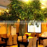 fake banyan tree nice vivid looking bionic barks decoration artificial ficus tree