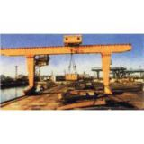L Type 5t - 20 / 5t Single Girdle Gantry Electric Overhead Crane with Hook