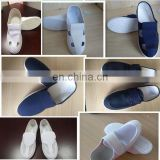 Cheap china guangdong shoes factory wholesale ESD anti static shoes for cleanroom