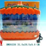 great pumpkin shape fish lamp