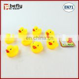 3.3 cm mini duck vinyl toy maker