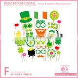 St Patrick Cheap Promotional Funny Photo Props For St Patrick Party Dress